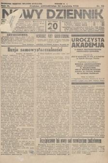 Nowy Dziennik. 1926, nr94