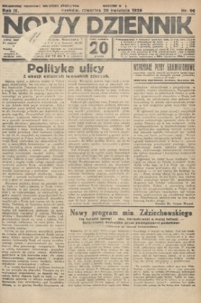 Nowy Dziennik. 1926, nr96