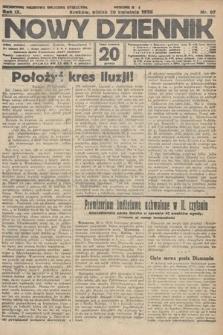 Nowy Dziennik. 1926, nr97