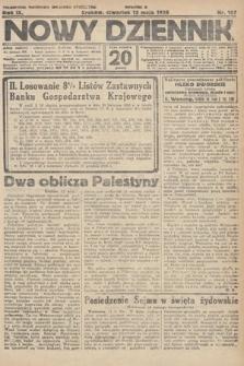 Nowy Dziennik. 1926, nr107