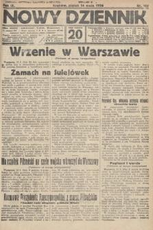 Nowy Dziennik. 1926, nr108