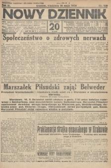 Nowy Dziennik. 1926, nr109