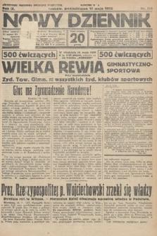 Nowy Dziennik. 1926, nr110