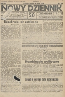 Nowy Dziennik. 1926, nr111