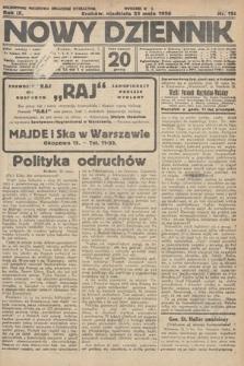 Nowy Dziennik. 1926, nr114