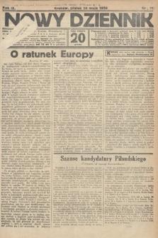 Nowy Dziennik. 1926, nr118