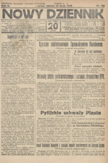 Nowy Dziennik. 1926, nr119