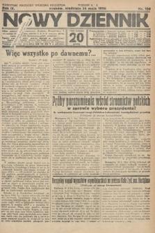 Nowy Dziennik. 1926, nr120