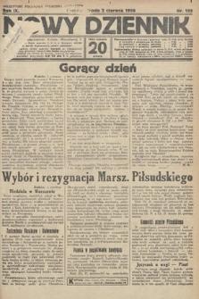 Nowy Dziennik. 1926, nr122