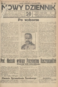 Nowy Dziennik. 1926, nr123