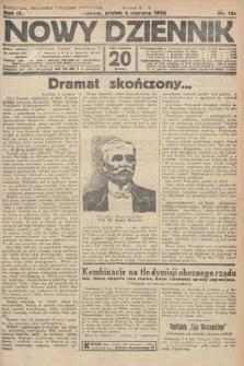 Nowy Dziennik. 1926, nr124