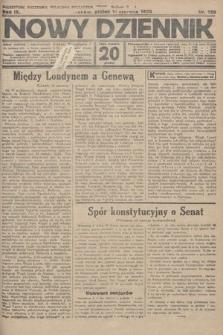 Nowy Dziennik. 1926, nr129