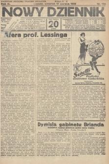Nowy Dziennik. 1926, nr134
