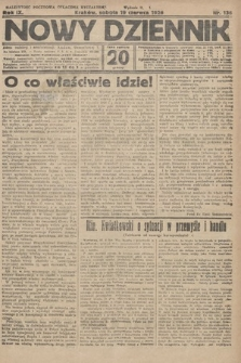 Nowy Dziennik. 1926, nr136