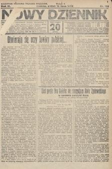 Nowy Dziennik. 1926, nr158
