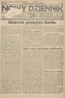 Nowy Dziennik. 1926, nr162