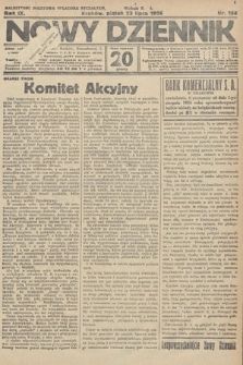 Nowy Dziennik. 1926, nr164
