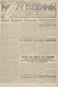 Nowy Dziennik. 1926, nr167