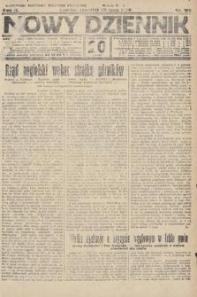 Nowy Dziennik. 1926, nr169