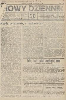Nowy Dziennik. 1926, nr170