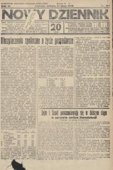 Nowy Dziennik. 1926, nr171