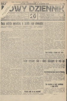 Nowy Dziennik. 1926, nr173
