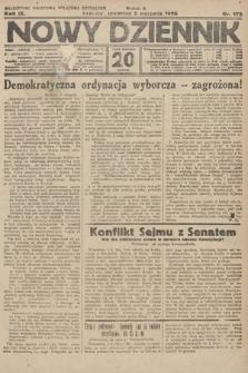 Nowy Dziennik. 1926, nr175