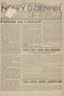 Nowy Dziennik. 1926, nr177