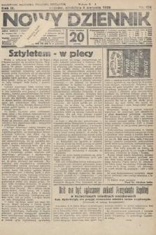 Nowy Dziennik. 1926, nr178