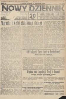 Nowy Dziennik. 1926, nr182