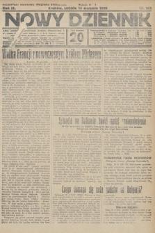 Nowy Dziennik. 1926, nr183