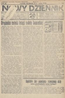 Nowy Dziennik. 1926, nr184