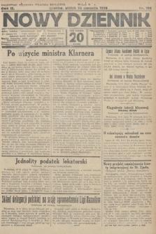 Nowy Dziennik. 1926, nr188