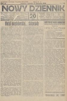 Nowy Dziennik. 1926, nr189