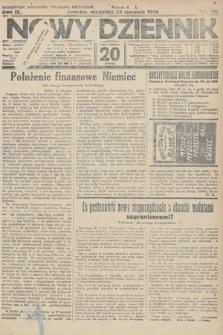 Nowy Dziennik. 1926, nr190