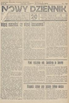Nowy Dziennik. 1926, nr193