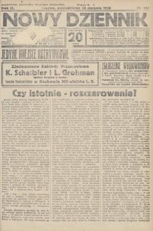 Nowy Dziennik. 1926, nr197