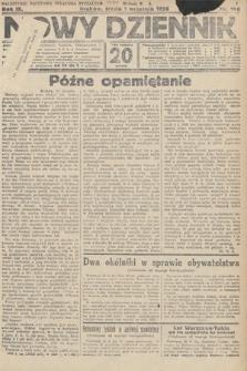 Nowy Dziennik. 1926, nr198
