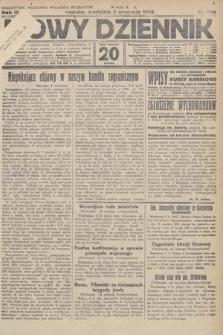 Nowy Dziennik. 1926, nr202