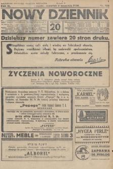 Nowy Dziennik. 1926, nr205