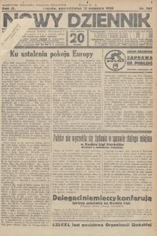 Nowy Dziennik. 1926, nr207