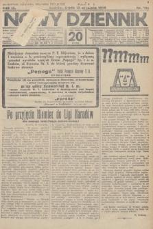 Nowy Dziennik. 1926, nr208