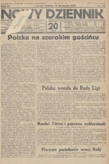 Nowy Dziennik. 1926, nr211