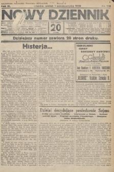 Nowy Dziennik. 1926, nr219