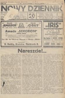 Nowy Dziennik. 1926, nr220