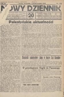 Nowy Dziennik. 1926, nr222