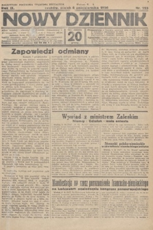 Nowy Dziennik. 1926, nr223