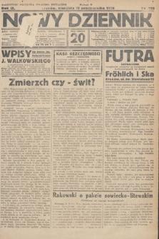 Nowy Dziennik. 1926, nr225
