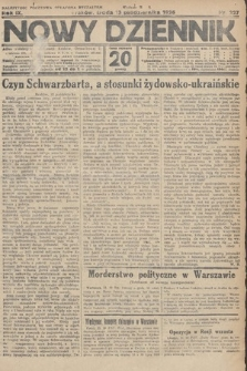 Nowy Dziennik. 1926, nr227
