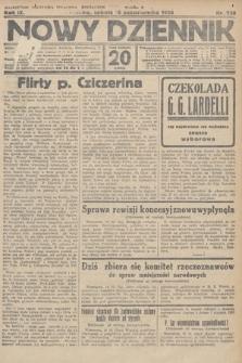 Nowy Dziennik. 1926, nr230